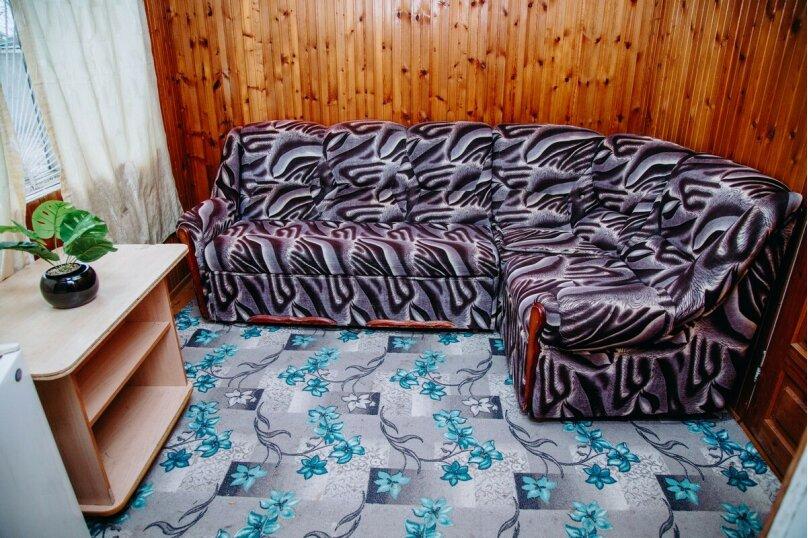 2-х комнатный 4-ти местный, Гостевой проезд, 13, Джемете - Фотография 1