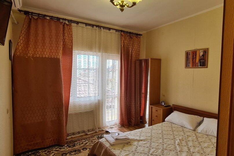 Номер 6, для 1-2 человека, 2 этаж, Гвардейская улица, 28, Алушта - Фотография 1
