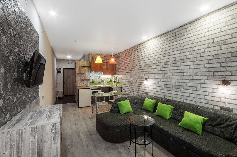 1-комн. квартира, 25 кв.м. на 2 человека, Беспалова , 110Е, Симферополь - Фотография 5