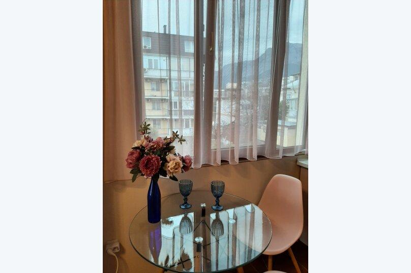 1-комн. квартира, 32 кв.м. на 4 человека, Маратовская улица, 3С, Гаспра - Фотография 13
