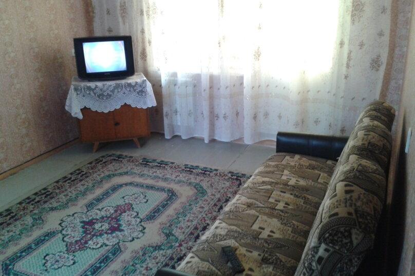3-комн. квартира, 63 кв.м. на 6 человек, 2 микрорайон, 54, Щелкино - Фотография 1