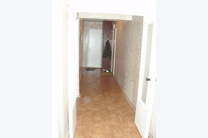 3-комн. квартира, 63 кв.м. на 6 человек, 2 микрорайон, 54, Щелкино - Фотография 11