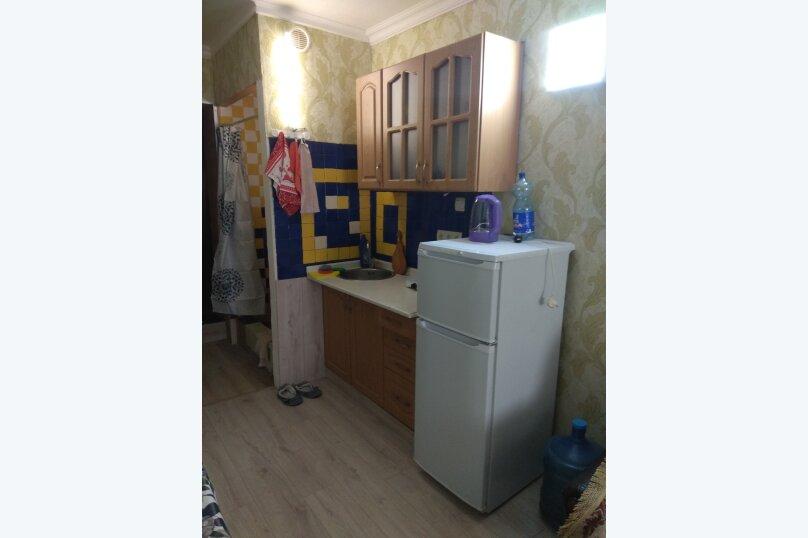 2-комн. квартира, 24 кв.м. на 3 человека, улица Истрашкина, 9, Судак - Фотография 7
