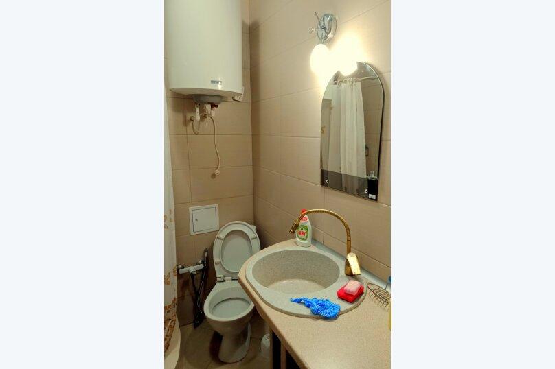1-комн. квартира, 28 кв.м. на 2 человека, Качинское шоссе, 35/60, Кача - Фотография 9