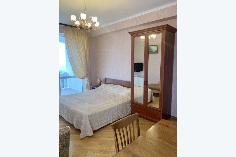 Малый 2-х комнатный, 2-й этаж, Кореизское шоссе, 10 б, Мисхор - Фотография 4