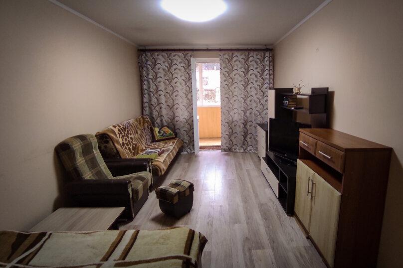 1-комн. квартира, 32 кв.м. на 4 человека, улица Сурикова, 4, Алупка - Фотография 3