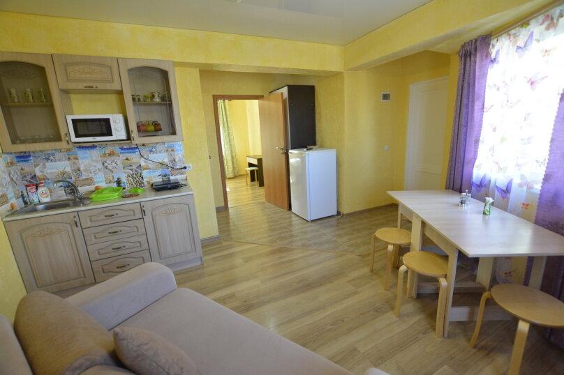 Семейный номер с кухней 25, улица Волошина, 42, Береговое, Феодосия - Фотография 1