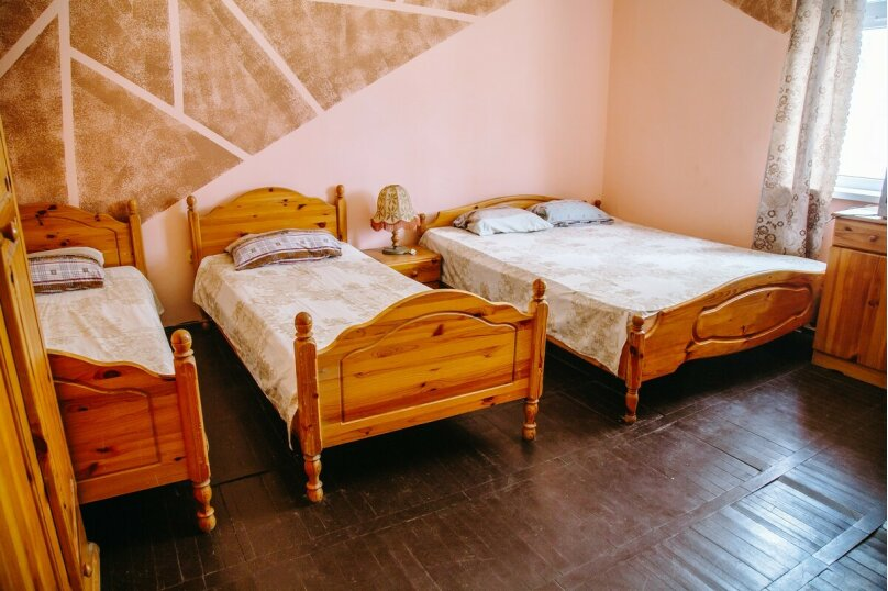 2-х комнатный 8- ми местный с кондиционером, Гостевой проезд, 7, Джемете - Фотография 3