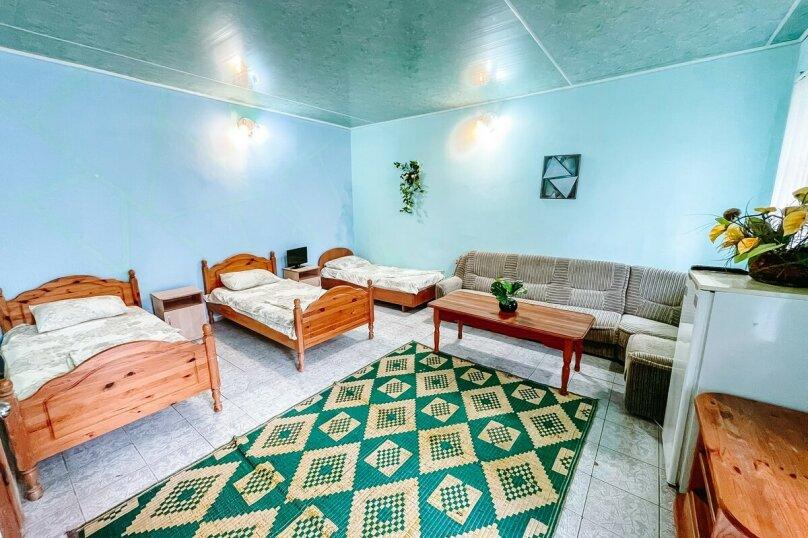 2-х комнатный 6-ти местный с кондиционером, Гостевой проезд, 7, Джемете - Фотография 3