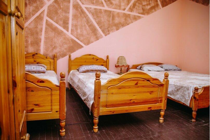 2-х комнатный 8- ми местный с кондиционером, Гостевой проезд, 7, Джемете - Фотография 4