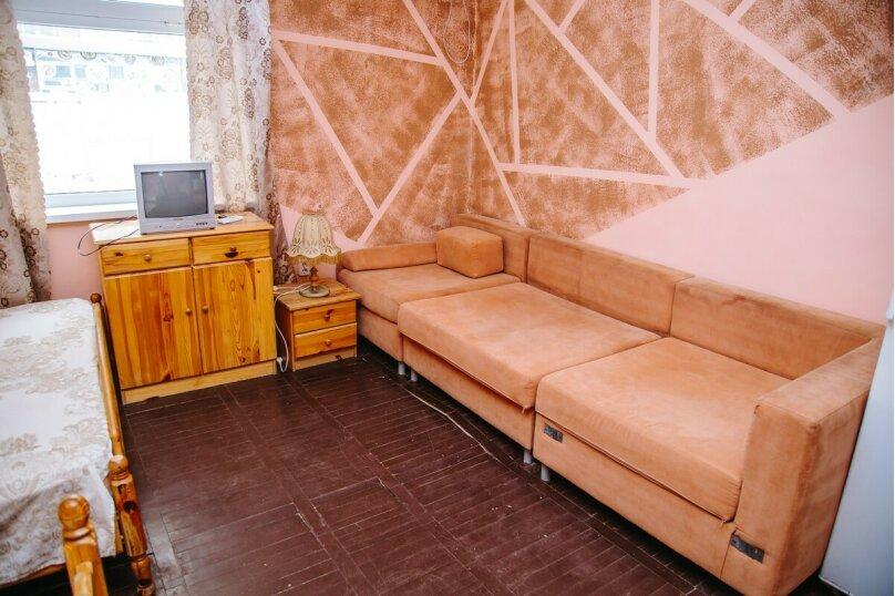 2-х комнатный 8- ми местный с кондиционером, Гостевой проезд, 7, Джемете - Фотография 5