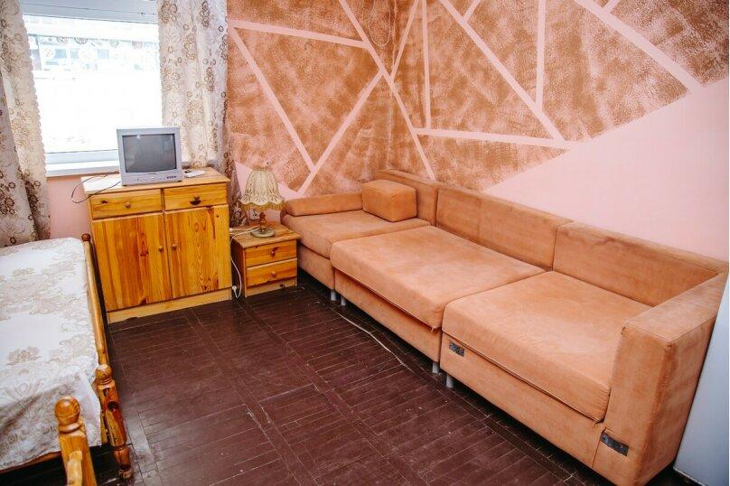 2-х комнатный 8- ми местный с кондиционером, Гостевой проезд, 7, Джемете - Фотография 6