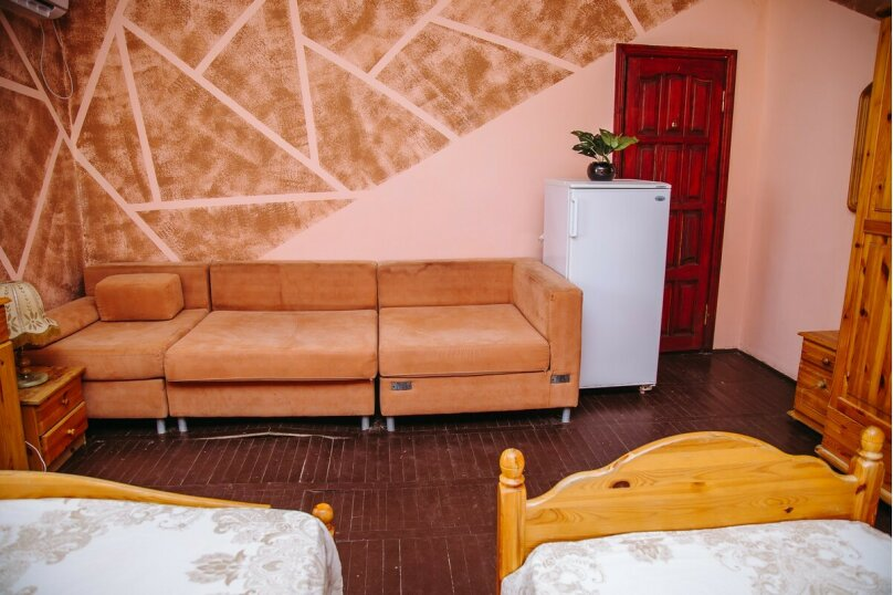2-х комнатный 8- ми местный с кондиционером, Гостевой проезд, 7, Джемете - Фотография 10