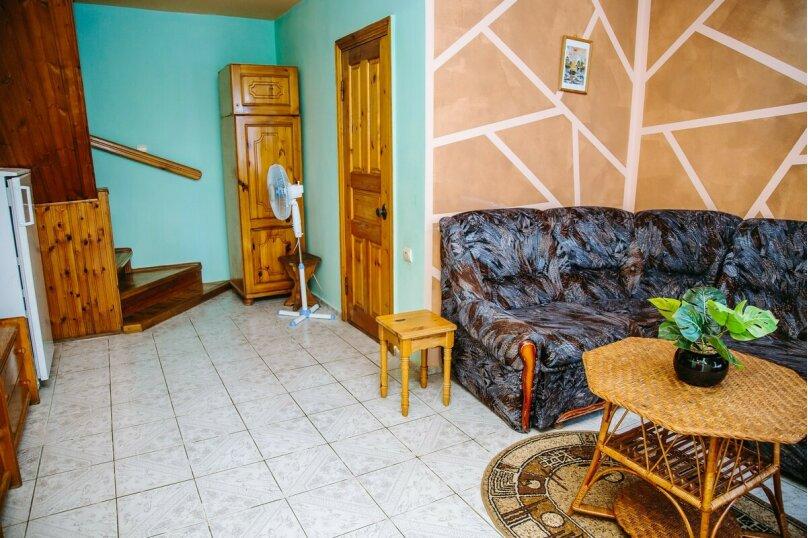 2-х этажный танхаус 2-х комнатный 6 местный, Гостевой проезд, 7, Джемете - Фотография 8