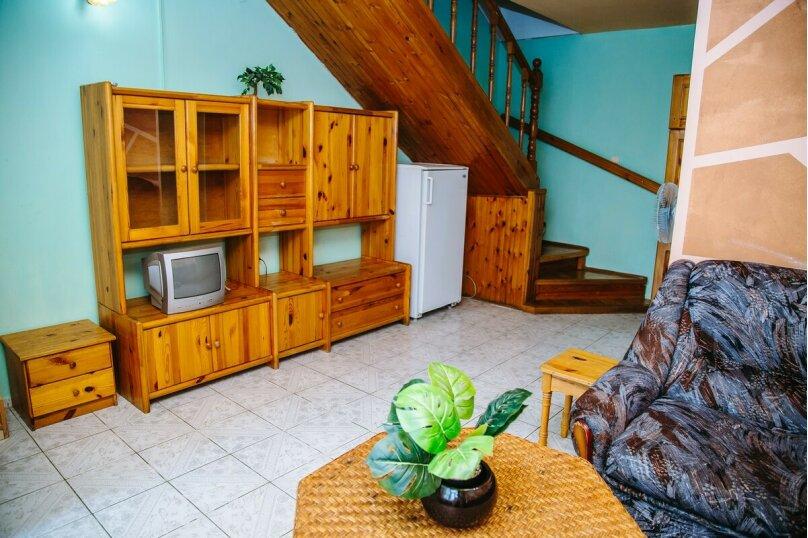 2-х этажный танхаус 2-х комнатный 6 местный, Гостевой проезд, 7, Джемете - Фотография 10
