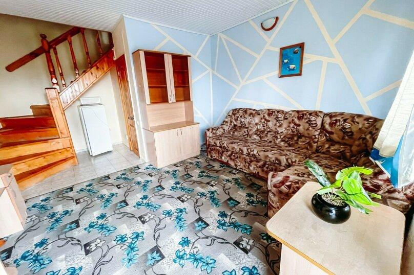 2-х этажный танхаус 2-х комнатный 6 местный, Гостевой проезд, 7, Джемете - Фотография 17
