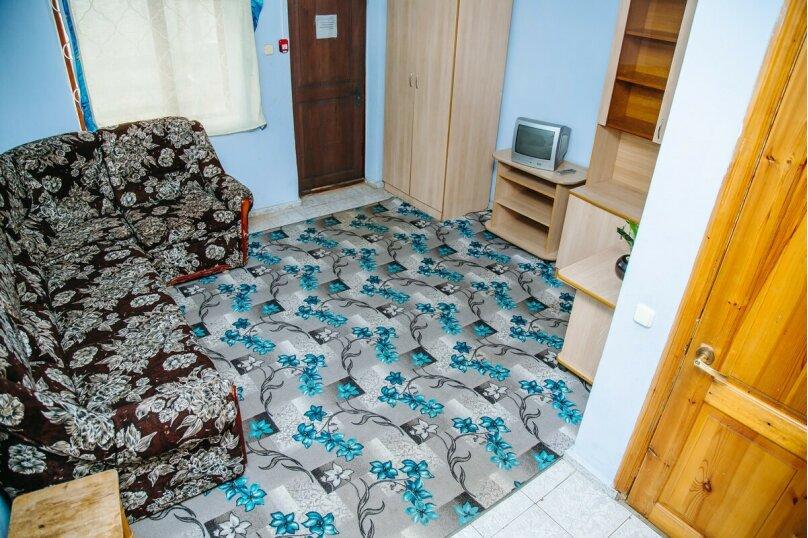 2-х этажный танхаус 2-х комнатный 6 местный, Гостевой проезд, 7, Джемете - Фотография 20
