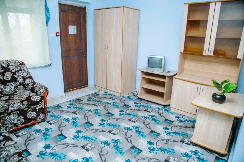 2-х этажный танхаус 2-х комнатный 6 местный, Гостевой проезд, 7, Джемете - Фотография 21