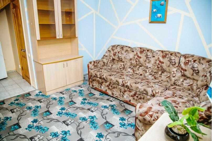 2-х этажный танхаус 2-х комнатный 6 местный, Гостевой проезд, 7, Джемете - Фотография 22