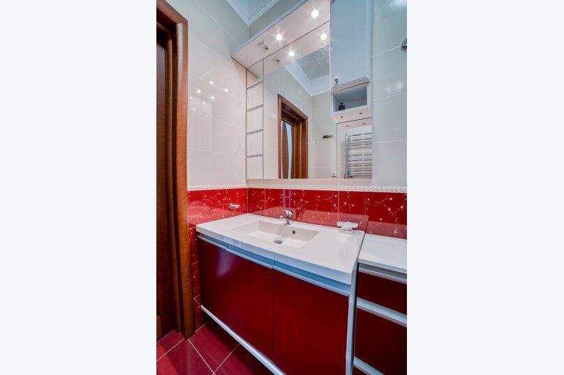 2-комн. квартира, 80 кв.м. на 6 человек, Приморский парк им. Гагарина, 11, Ялта - Фотография 19