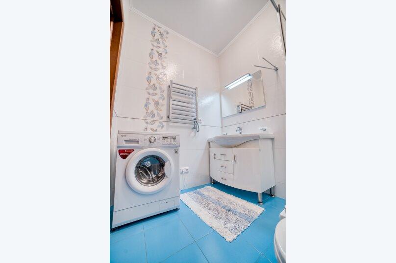 2-комн. квартира, 80 кв.м. на 6 человек, Приморский парк им. Гагарина, 11, Ялта - Фотография 32