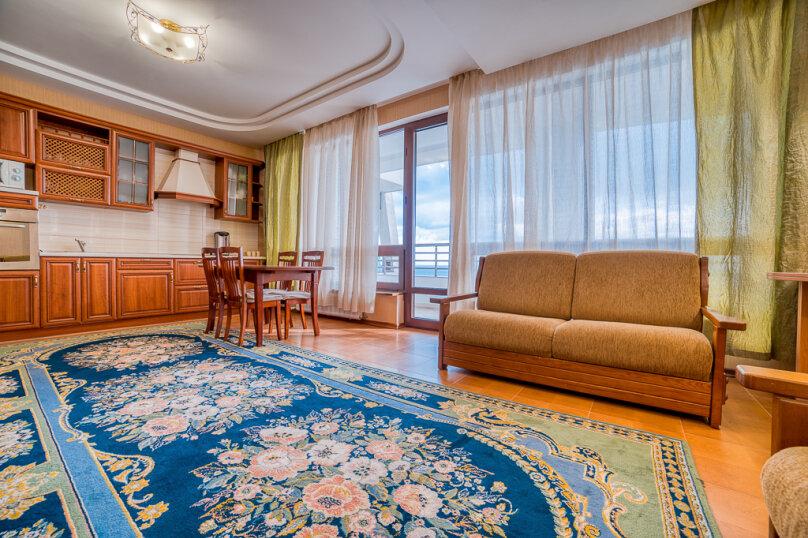 2-комн. квартира, 80 кв.м. на 6 человек, Приморский парк им. Гагарина, 11, Ялта - Фотография 33
