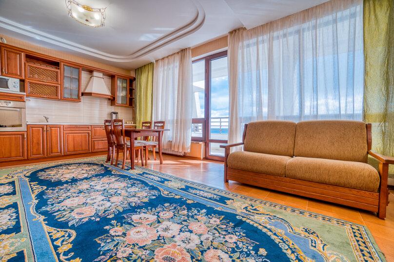 2-комн. квартира, 80 кв.м. на 6 человек, Приморский парк им. Гагарина, 11, Ялта - Фотография 34