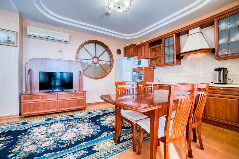 2-комн. квартира, 80 кв.м. на 6 человек, Приморский парк им. Гагарина, 11, Ялта - Фотография 42