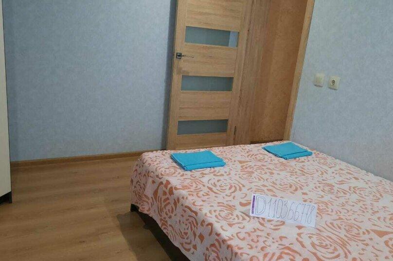 Номер люкс двухкомнатный 4-х местный, Заводская улица, 44, Анапа - Фотография 4