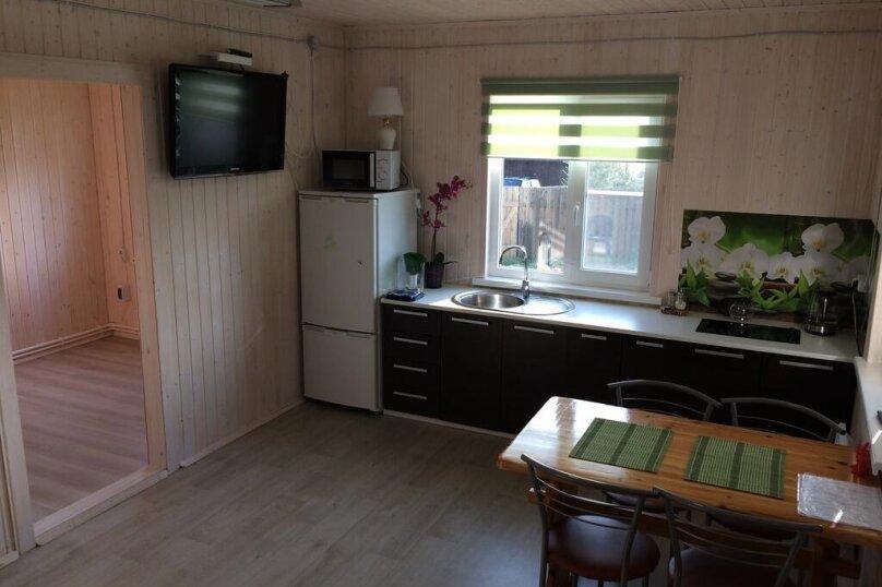 Дом, 60 кв.м. на 6 человек, 2 спальни, поселок Куркиеки, б/н, Лахденпохья - Фотография 4