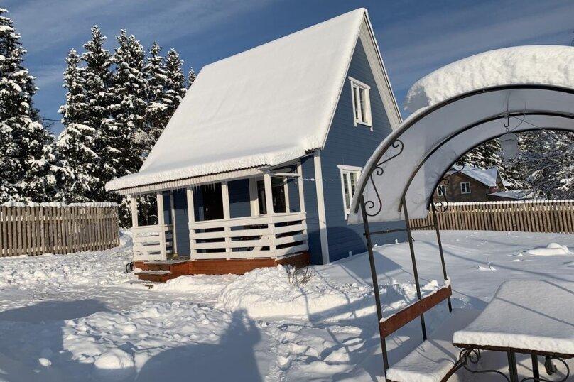 Дом, 60 кв.м. на 6 человек, 2 спальни, поселок Куркиеки, б/н, Лахденпохья - Фотография 7