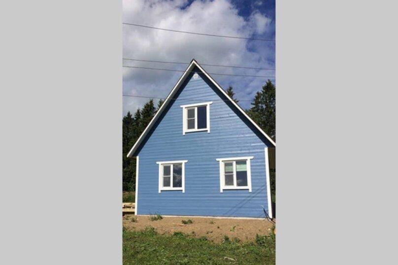 Дом, 60 кв.м. на 6 человек, 2 спальни, поселок Куркиеки, б/н, Лахденпохья - Фотография 17
