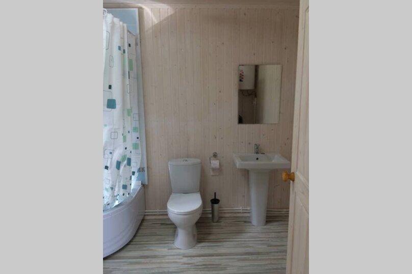 Дом, 60 кв.м. на 6 человек, 2 спальни, поселок Куркиеки, б/н, Лахденпохья - Фотография 18