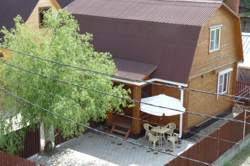 Сруб у моря, 40 кв.м. на 4 человека, 1 спальня, Ново-Западная улица, 11, Голубицкая - Фотография 8