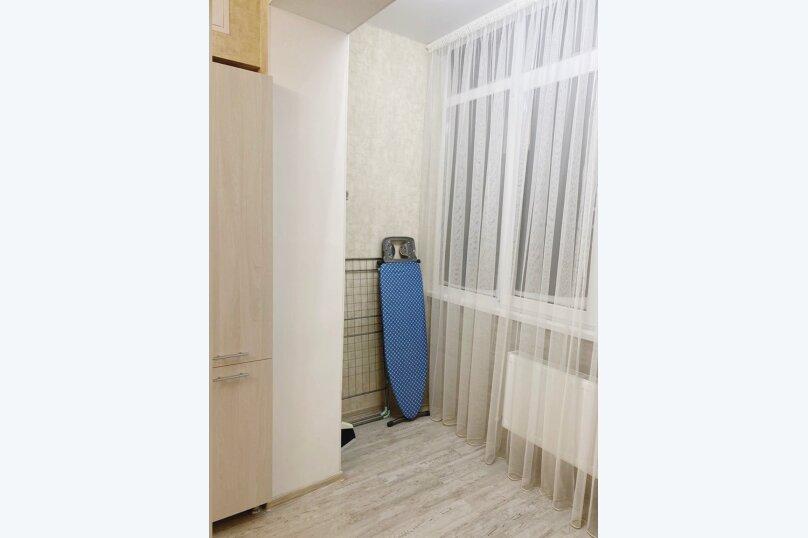 1-комн. квартира, 40 кв.м. на 4 человека, Мельничный переулок, 20А, Ессентуки - Фотография 15