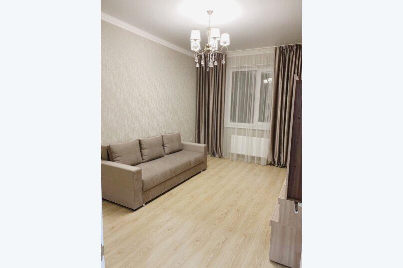 2-комн. квартира, 65 кв.м. на 5 человек, Мельничный переулок, 20А, Ессентуки - Фотография 4