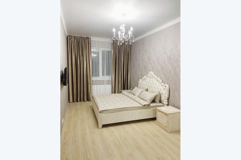 2-комн. квартира, 65 кв.м. на 5 человек, Мельничный переулок, 20А, Ессентуки - Фотография 8