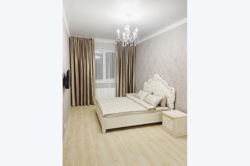 2-комн. квартира, 65 кв.м. на 5 человек, Мельничный переулок, 20А, Ессентуки - Фотография 1