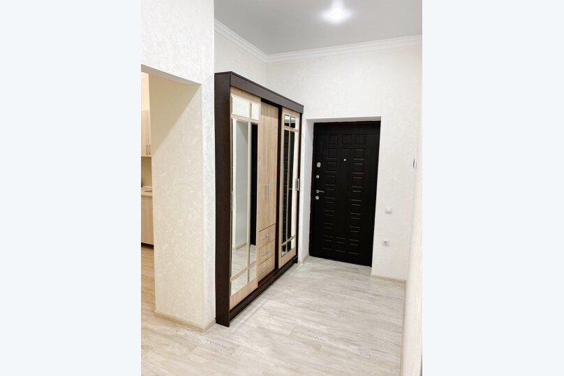2-комн. квартира, 65 кв.м. на 5 человек, Мельничный переулок, 20А, Ессентуки - Фотография 11