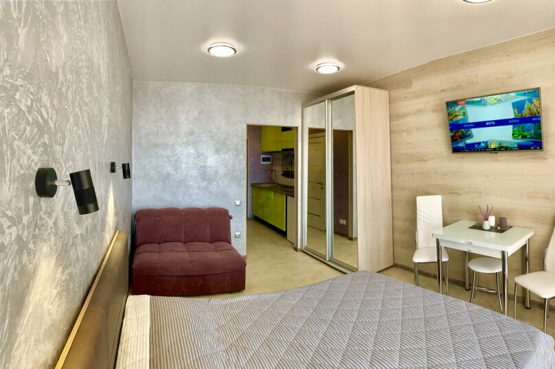 1-комн. квартира, 26 кв.м. на 3 человека, Фиолентовское шоссе, 134к5, Севастополь - Фотография 11