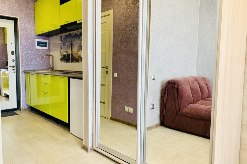 1-комн. квартира, 26 кв.м. на 3 человека, Фиолентовское шоссе, 134к5, Севастополь - Фотография 15