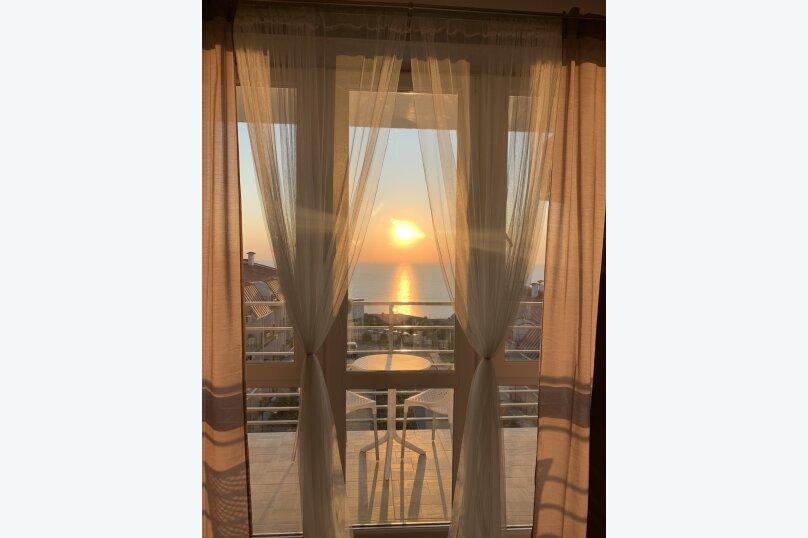 1-комн. квартира, 26 кв.м. на 3 человека, Фиолентовское шоссе, 134к5, Севастополь - Фотография 16