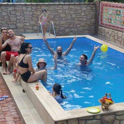 """Гостевой дом """" Batumi Wonderland Guest  House """"."""