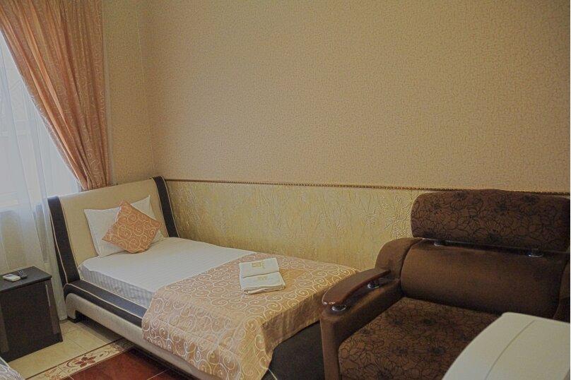 Стандартный номер с балконом с двумя раздельными кроватями, Молодёжная улица, 34А, Вардане - Фотография 3
