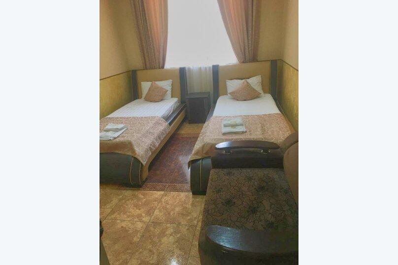 Стандартный номер с балконом с двумя раздельными кроватями, Молодёжная улица, 34А, Вардане - Фотография 7