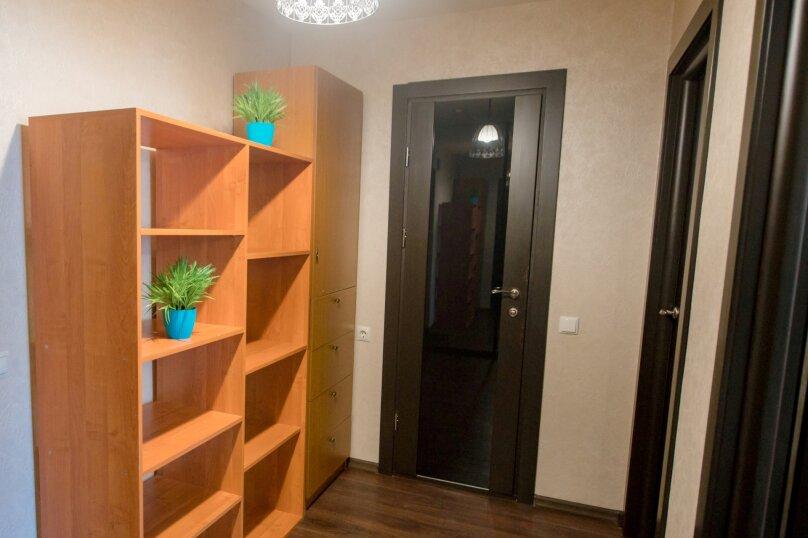 1-комн. квартира, 41 кв.м. на 4 человека, улица Петра Ермолаева, 4, Чебоксары - Фотография 15