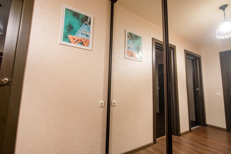 1-комн. квартира, 41 кв.м. на 4 человека, улица Петра Ермолаева, 4, Чебоксары - Фотография 16