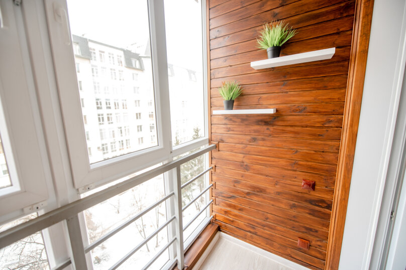 2-комн. квартира, 75 кв.м. на 4 человека, проспект Ленина, 7Б, Чебоксары - Фотография 9
