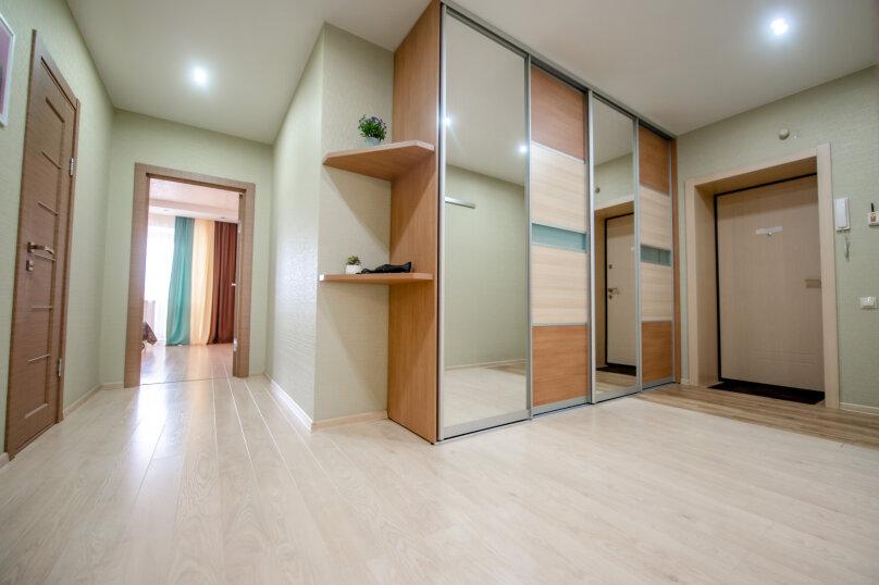 2-комн. квартира, 75 кв.м. на 4 человека, проспект Ленина, 7Б, Чебоксары - Фотография 19