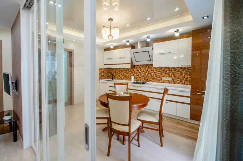 2-комн. квартира, 75 кв.м. на 4 человека, проспект Ленина, 7Б, Чебоксары - Фотография 28